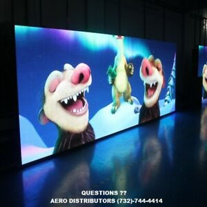 Full Color Digital two Seperate Screens P8 8mm Led Sign Outdoor 5yrs Warranty