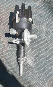 1949 1954 Chevrolet Car Truck 216 235 Distributor Nos Gm With Vacuum Advance