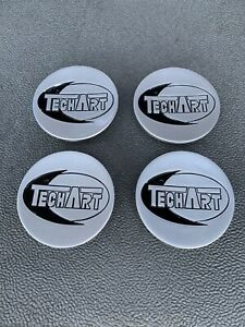 Newtech Art Wheels Center Cap Black With Silver 000210240200 Set Of 4 Pcs