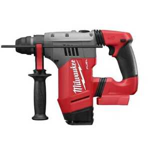 Milwaukee 2715 20 M18 Fuel 1 1 8 Sds Plus Rotary Hammer tool Only
