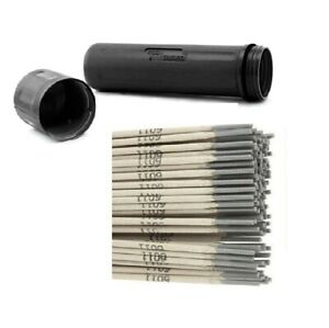E6011 1 8 10ibs Stick Welding Electrode 6011 Rods With Us Made Black Rod Guard