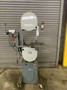 14 Rockwell Metal wood Vertical Band Saw Model 28 300 115 Volt Single Phase