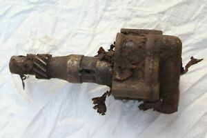 Ford Jeep Willys Mb Ford Gpw Jeep Nos Oil Pump Assembly Vintage Cars Parts