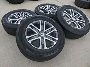 18 Ford F 150 Fx 4 2020 Expedition Oem Rims Wheels Toyo Tires 2019 10169 New