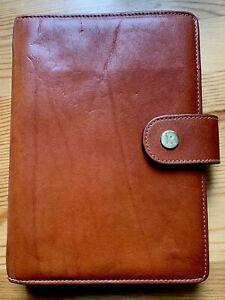 Revelation Piccadily Vintage Leather Planner