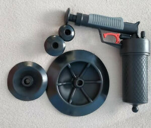 Superpang Power Pipe Dredge Tools Air Pressure Drain Plumbing Cleaner Never Used