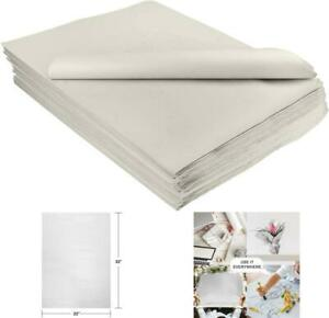 Tyh 32 X 22 Large Unprinted Newsprint Packing Paper Sheets Blank