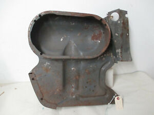Mopar Nos 1960 61 Plymouth Valiant Right Hand Head Lamp Housing 1973318