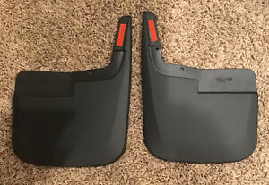 Husky Liners Mud Guard Flaps Front Only Black Ford F 150 Brand New Truck