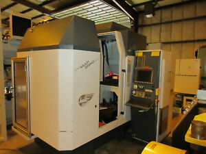 Haas Multigrind 5 Axis Cnc Tool Grinder Model Ht Made In Germany