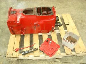 1958 Ford 861 Tractor 5 Speed Transmission 800