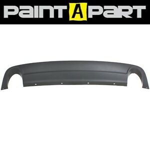 For 2008 2012 Chevy Malibu Rear Bumper End Valance Panel 3 6l Painted Premium