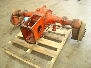 1959 Ford 971 Tractor Rearend Differential Assembly
