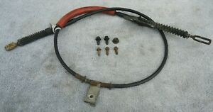 Automatic Shift Shifter Cable Used Oem 94 95 96 97 98 Ford Mustang Gt V6 5 0 3 8