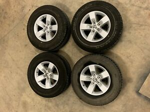17 Dodge Ram 1500 Take Off Wheels And Tires Sold In Set
