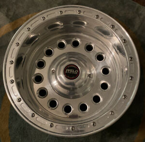 17x10 Weld Racing 5x135 Stonecrusher Wheels 51 710538 Super Single Read