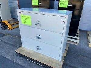 16 Used Fireking Fireproof High Security Filing Cabinet For Business Or Home