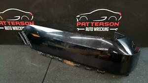 2006 Ford Expedition Eddie Bauer Driver Rear Bumper Extension Black Paint Ua