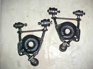1984 1985 1986 Ford Mustang Svo Front Lower Control Arms Pair New Bushings