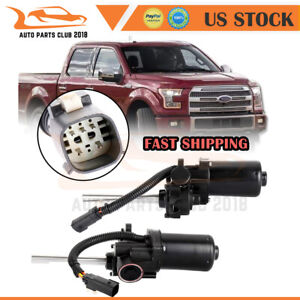 Pair Power Running Board Motor For Ford F 150 2007 2014 Left Right Al3z 16a507 A