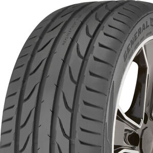 285 35zr19 General G Max Rs Tires 99 Y Set Of 2