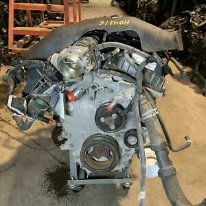 2016 Expedition 3 5l Engine Motor Assembly Less Turbos Vin T Tested Miles 98 284