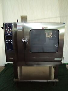 Alto Shaam 7 14 Gas Steamer Combitherm Combi Cooking Convection Oven