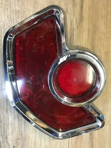1962 63 64 Pontiac Acadian Canso Used Oem Tail Light Assembly Rare Oem