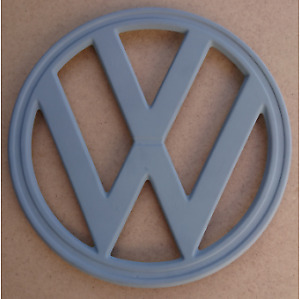 Vw Bus Front Emblem 4 Prong 250mm Diameter