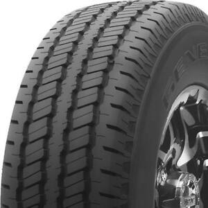4 New Lt235 80r17 E General Ameritrac 235 80 17 Tires
