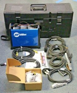 Miller Maxstar 161 Stl Welder In Case free Shipping