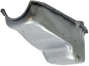1958 79 Chevy Small Block 283 305 327 350 400 Stock Style Oil Pan Unplated