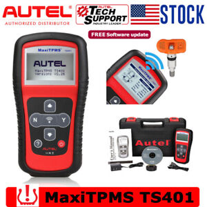 Autel Diagnostic Tool Tpms Reset Tire Pressure Sensor Fob For Ford Gm Chrysler