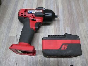 Snap On Ct8810a 3 8 Impact Wrench With Lithium Battery Working Perfect Nice