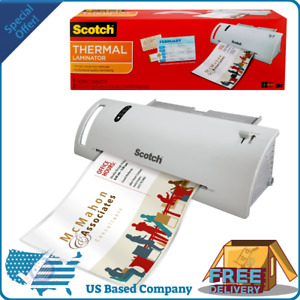 2 Roller System Thermal Laminator With 2 Temperature Settings Laminating Machine