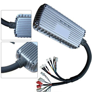Dc 48v Brushless Motor Controller 2000w For E bike Electric Bicycle Scooter Kit