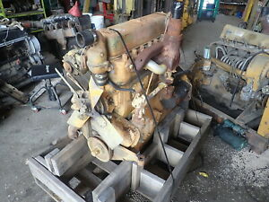International Harvester C152 Gas Engine Nice Runner Dozer C 152 Tractor Ih