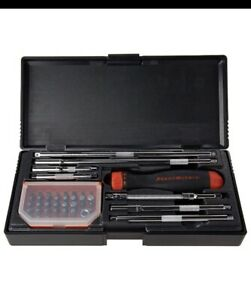 Gearwrench Geardriver 8939 39 Pc Ratcheting Screwdriver Set W Case
