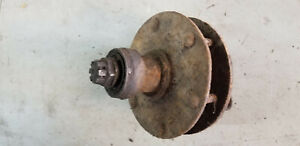 Ford Model T Front Spindle Wheel Hub