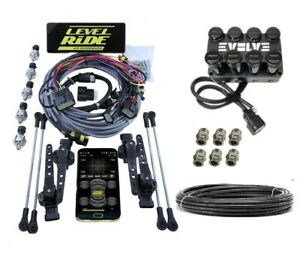 Level Ride Bluetooth 3 Preset Height Pressure Evolve Manifold Replaces Elevel