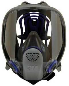 3m Ff 402 Ultimate Fx Full Face Reuseable Respirator Size M