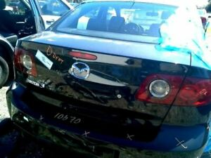 Trunk hatch tailgate Sedan Without Spoiler Fits 04 06 Mazda 3 570932
