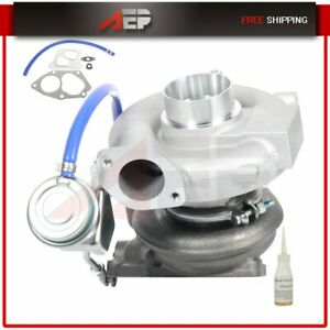 Turbocharger Turbo Fits 2003 2006 Mitsubishi Evolution Evo 8 9 4g63t 49178 01560
