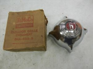 Center Grill Ornament 1949 50 Ford Nos