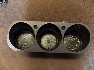 Porsche 944 Gauge Cluster 1984 36k Miles Good Shape