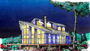 Jackson Hole 24x40 Customizable Shell Kit Home Delivered Ready To Build