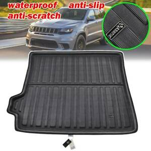 Cargo Liner Trunk Floor Mat Tray Protector For Jeep Grand Cherokee 2011 2019