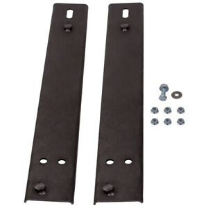 Bucket Seat Extenders For Manual Seat Driver Side For Gm A B Body 1966 72
