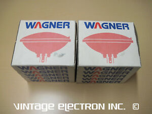 2 Wagner 6006 Headlamps 6 Volt 6v 49 95 pr Free Shipping Made In Usa