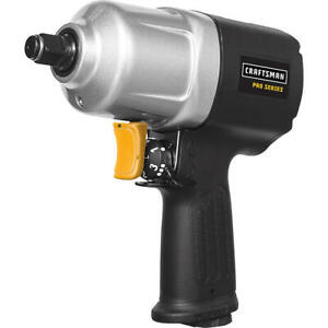 Craftsman Proseries 1 2 Composite Impact Wrench Air Tool